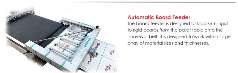 Automatic Board Feeder